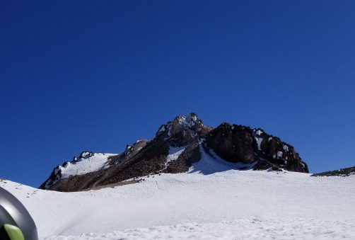Summit of Mt. Shasta