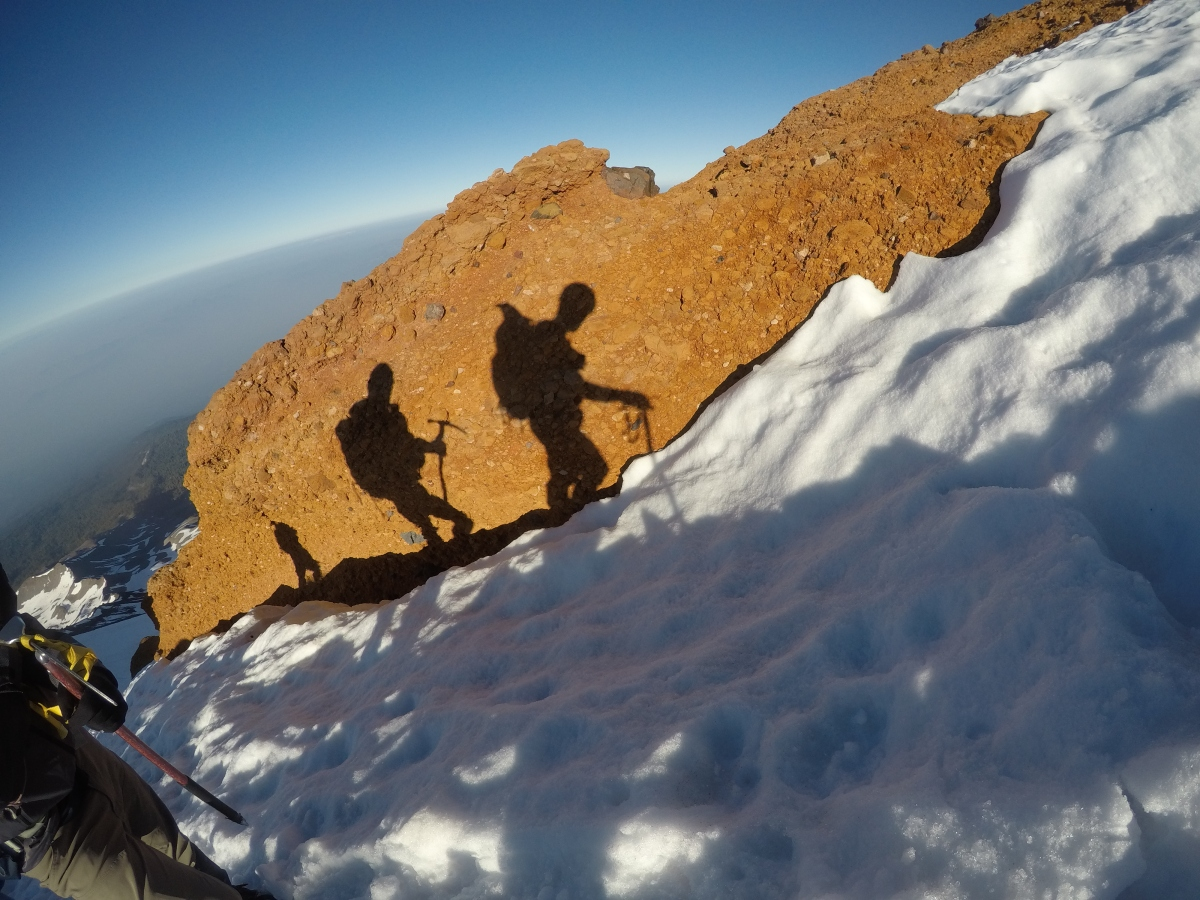 Grueling Climb… Summit Success!